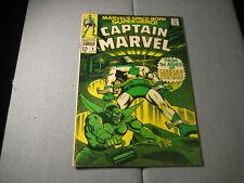 Captain Marvel #3 (Marvel, 1968)