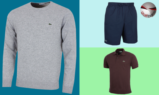 detailed look 3f435 bb25e Lacoste Sale - Save up to 25% off RRP. Great savings on men s clothes ...