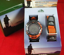 Casio Protrek Tough Solar Power Triple Sensor Men's Watch PRG-130GC-4