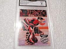 Dominik Hasek GRADED ROOKIE!! Mint 9!! 1990/91 Upper Deck #55 HOFer!! X-2