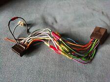 PEUGEOT 306 Cabrio Auto-Radio Adapter Kabel für JVC Stecker DIN ISO Kabelbaum