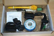 New listing Underground 2x Dog Shock Collars Electric Fence Fencing System W-227 No Receiver