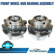 Pair of 2 Front Wheel Bearing Hubs Fit Nissan Quest 2004 - 2009 Murano 2003-2007