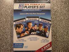 Expert Insight: Ultimate Player's Set (DVD, 2012, 3-Disc Set)