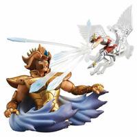 Saint Seiya Diorama  Collection Leo Aiolia mini figure Megahouse