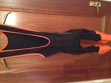 Mens black & orange Ksyrium Pro Mavic Cycling Jersey. Size small RRP $250. New ^