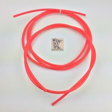 Knex Red Coaster Track Tubing - One 7' Ft Long + One 4' Ft Long - 11' Feet Total