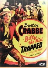 Buster Crabbe.Billy The Kid.Trapped.DVD