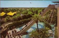 (u5h) Tampa FL; Busch Gardens, Stairway to the Stars