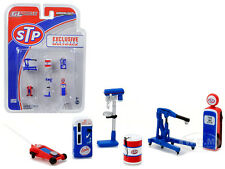 GREENLIGHT MUSCLE 6PC SET SHOP TOOLS STP 1/64 BY GREENLIGHT 13155