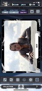 Topps Star Wars Digital Card Trader Black TLJ Movie Cards Rey Insert