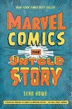 P. S.: Marvel Comics : The Untold Story by Sean Howe (2013, Paperback)