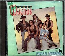 Banda Mochos  Ponte el Sombrero   BRAND NEW   SEALED CD