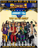 Royal Rumble 1991 Wrestling Glossy Art Print 8x10 Inches Individually Numbered