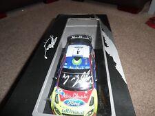 WRC SUN STAR 1.18 Nuovo di Zecca Ford Focus 2010 firmato da Jarri Matti Latvala