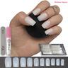 600x SQUARE Short/Medium FULL COVER ELEGANT False Nails OPAQUE ✅ FREE GLUE ✅ UK