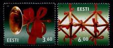 Weihnachten. Trompete, Weihnachtsbaumschmuck. 2W. Estland 2000