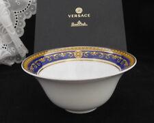Rosenthal Versace Medusa Blue Suppenschale 19 Cm