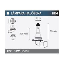 Glühlampe Glühbirne Lampe Leuchtmittel OSRAM 9006-01B HB4 1 Stück