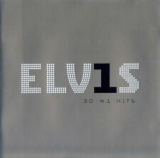 Elvis PRESLEY: Elvis 30 # 1 Hits/CD-Top-stato