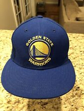 2015 NBA Golden State Warriors Champs Cap Adult New Era Fitted Size 7 1/8 Hat
