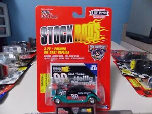 RACING CHAMPIONS DICK TRICKLE STOCK RODS HELLIG MEYERS COLLECTOR RACE CAR