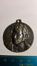 Médaille ancienne de Johnny Hallyday