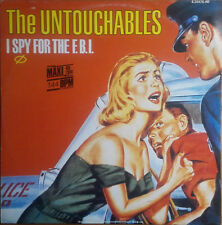 The Untouchables - I Spy For The FBI 12'' LP (TELDEC)