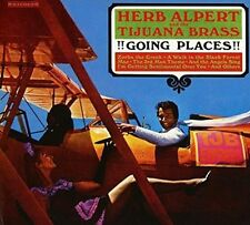 !!Going Places!! by Herb Alpert & the Tijuana Brass (CD, Sep-2016, Herb Alpert Presents)