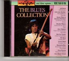 (FH874) Blues Collection II, 16 tracks various artists - CD