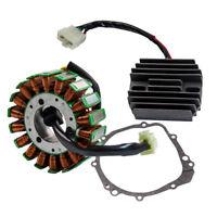 Estator y regulador rectificador para Suzuki GSXR750/GSX-R750 2000 2001 2002 03