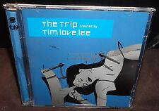 The Trip - Created By Tim Love Lee (CD, 2004, 2-Disc) Compilation