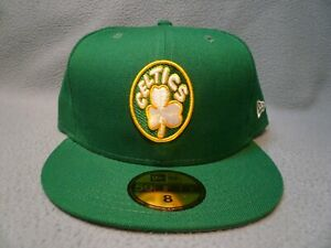 New Era 59fifty Boston Celtics Team Basic HWC BRAND NEW Fitted cap hat C's NBA