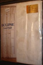 """Set of 2  Eclipse Champagne  Voile Panels 57"""" x 72"""" , simply stunning"""