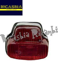 2486 FANALE POSTERIORE METALLO CROMATO VESPA 125 SUPER GT 150 SPRINT SUPER