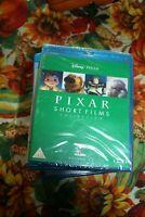 PIXAR SHORT FILM COLLECTION #2 - DISNEY - BLURAY! NEW & SEALED! NO SLIPCOVER!