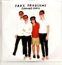 (AC706) Fake Problems, Diamond Rings - DJ CD
