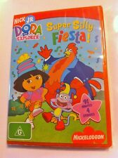 Dora the Explorer: Super Silly Fiesta Region4 DVD - BRAND NEW