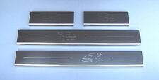 Ford Focus 98-05 5door Coche De Acero Inoxidable Placa Puerta Sill Protectores k104g