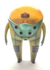 "MARS-1 Strangeco GREEN Vinyl Toy ""Observer"" Juxtapoz Hi Fructose 2005 LOOSE RARE"