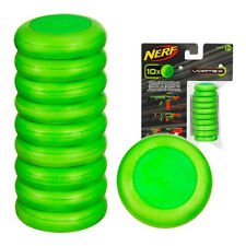 Brand New NERF Vortex 10 DISC Refill Pack OFFICIAL Zombie Strike