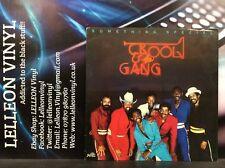 Kool & The Gang Something Special LP Album Vinyl Record DSR001 A2/B2 Soul 80's