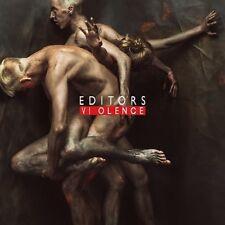 EDITORS / VIOLENCE * NEW LIMITED GATEFOLD EDITION RED 180g VINYL LP + MP3 * 2018