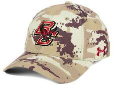 258a1b1d235 Boston College Eagles Under Armour Camo Flex Fit Hat Cap S m