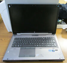 HP EliteBook 8760w i7 Does Not Boot, For Parts or Repair