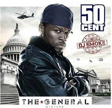 50 CENT/DJ SMOKE - THE GENERAL MIXTAPE   CD NEUF