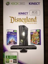 Disney Xbox 360 4GB Console With Kinect Holiday Value- UNOPENED NEW