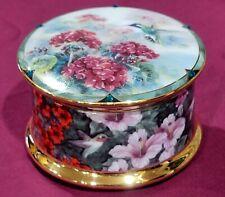 White-eared Hummingbird Music Box Lena Liu 1994 Ardleigh Elliott Canon in D