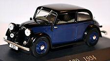 Mercedes Benz 130 Limousine W23 - 1934-36 Blue Black Blue-Black 1:43