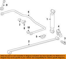 Mercedes MERCEDES-BENZ OEM Sprinter 3500 Rear-Shock Absorber or Strut 9063261300